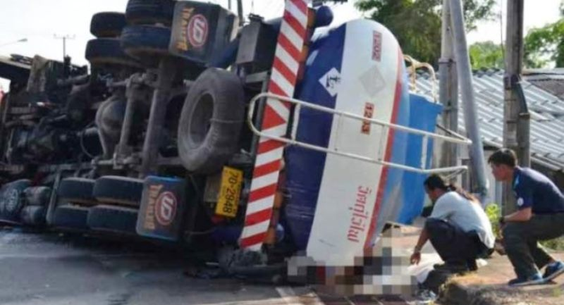 Travolti in moto da un'autocisterna: morti due salentini in Thailandia