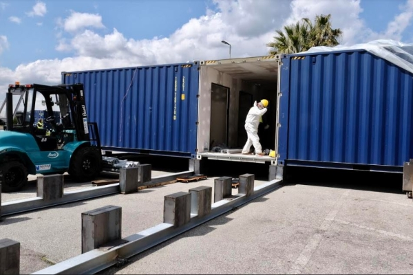 Import-export Puglia: bilancio positivo per i primi sei mesi