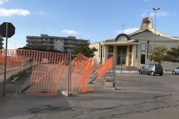 Via Silvio Pellico, Giordano Anguilla: «E' giunta l'ora di dire basta»