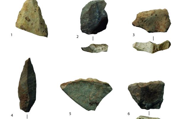Oggetti preistorici di Portoselvaggio: nuovi studi sugli antichi abitanti del Salento
